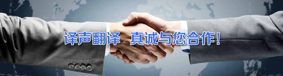 滁州翻译公司